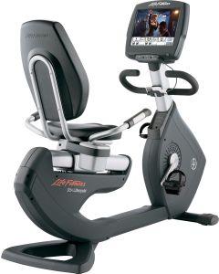 Vélo Statique Life Fitness 95R Engage Rémanufacturé