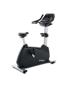 Vélo Statique Spirit Pro Upright Hometrainer Led Console CU900 LED